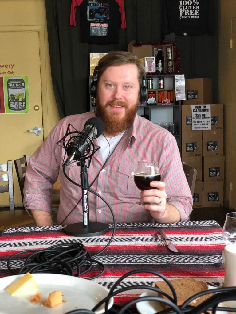 Portland Chef Neil Davidson - Portland Culinary Podcast