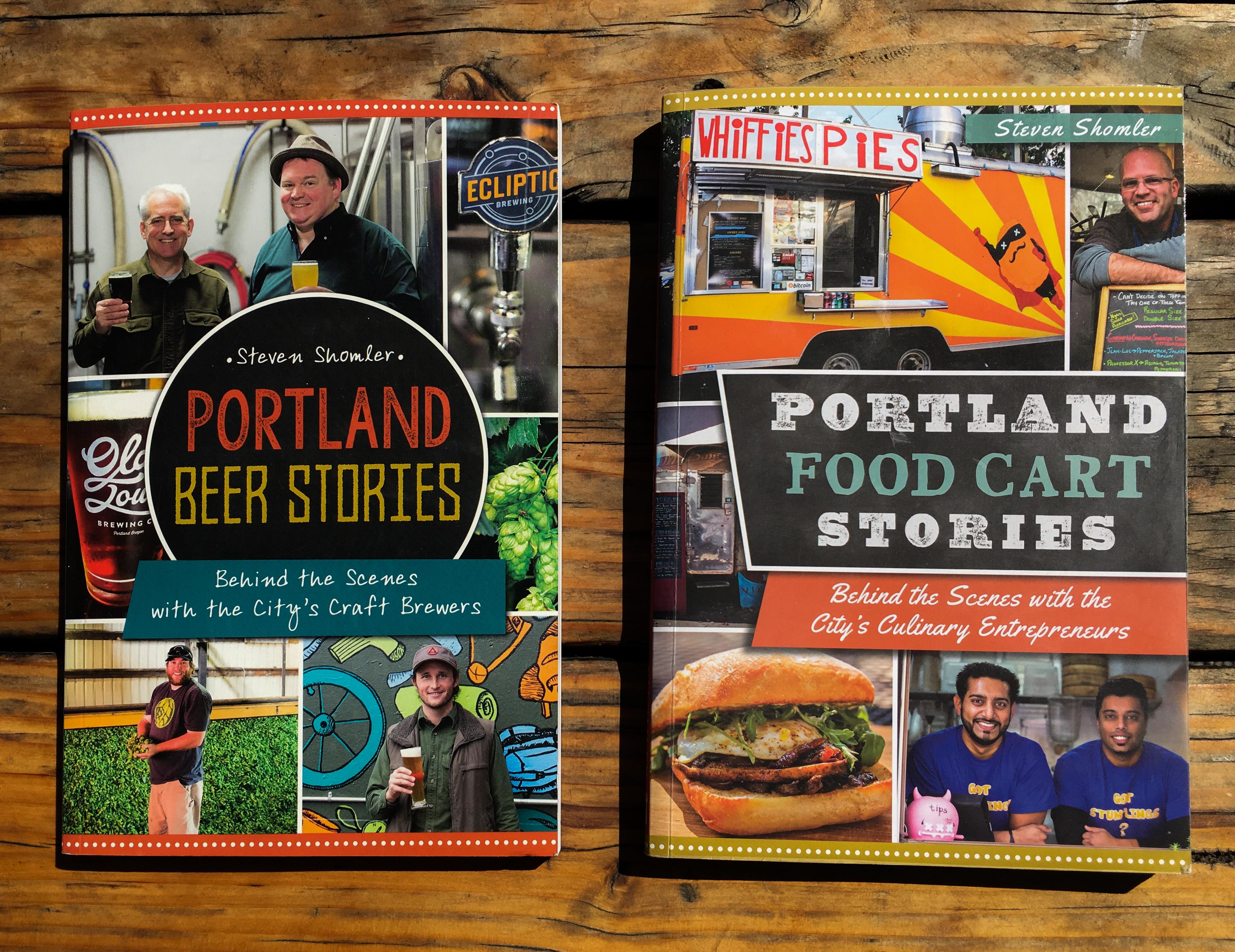 Culinary Storyteller Steven Shomler