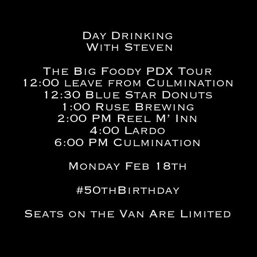 Celebrating my 50th Birthday Steven Shomler